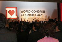 World Congress of Cardiology, Argentina 2008